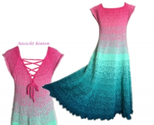 Strickanleitung Kleid Feefee
