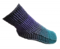 Crochet Gammlo slippers english version